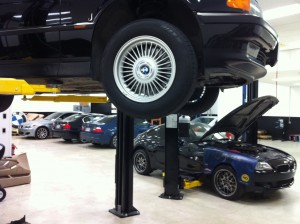 Dallas BMW Repair