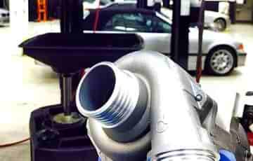 BMW Turbocharger Repair