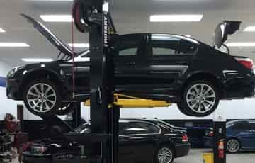 Ultimate Bimmer Service Garage