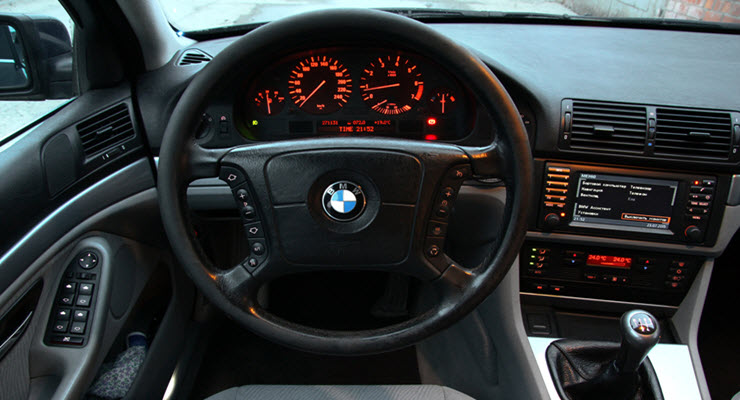 Main Causes For Steering Wheel Vibration in BMW 3 Series