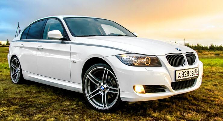 BMW E90 318i