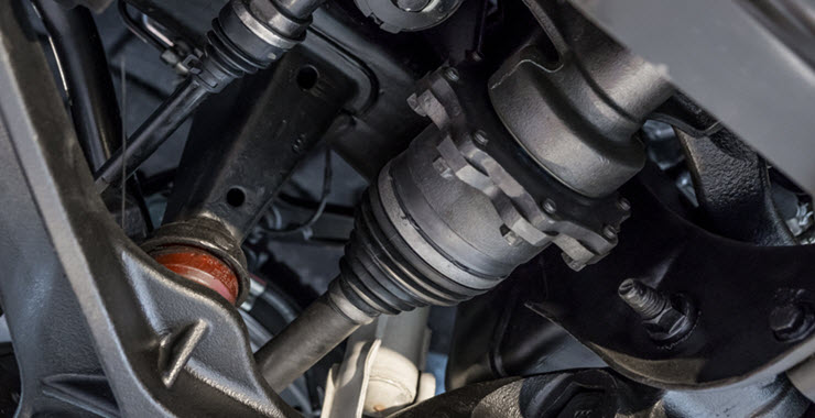 What are the Signs of Front Strut Bushing Failure in BMW
