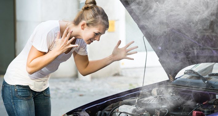 BMW Engine Overheating