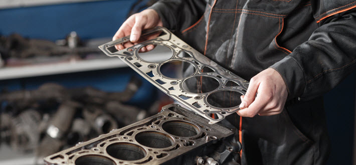 BMW Head Gasket Repair