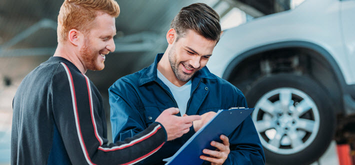 Discussion With Auto Mechanic