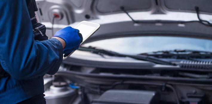BMW Cooling Fan Module Check