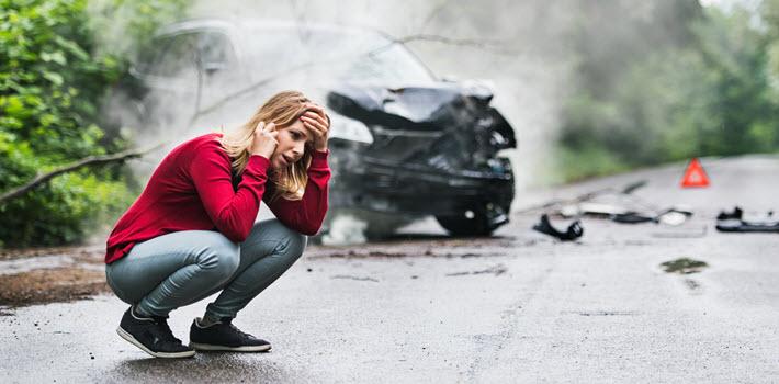 BMW Car Accident