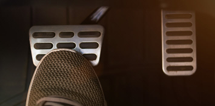 BMW Brake Pedal Vibration