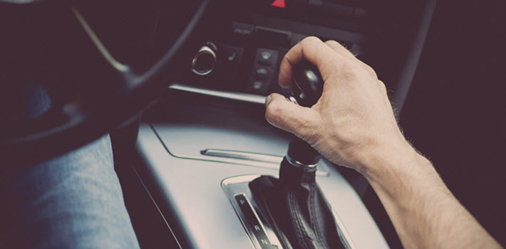 BMW Hard Transmission Shift
