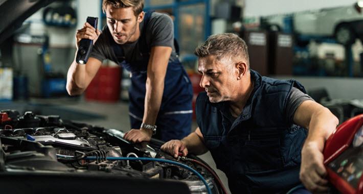 BMW Crankcase Ventilation Valve Inspection