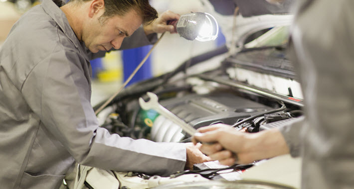 BMW Engine Tick Inspection