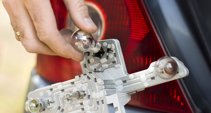 BMW Tail Lamp Bulb Replacement